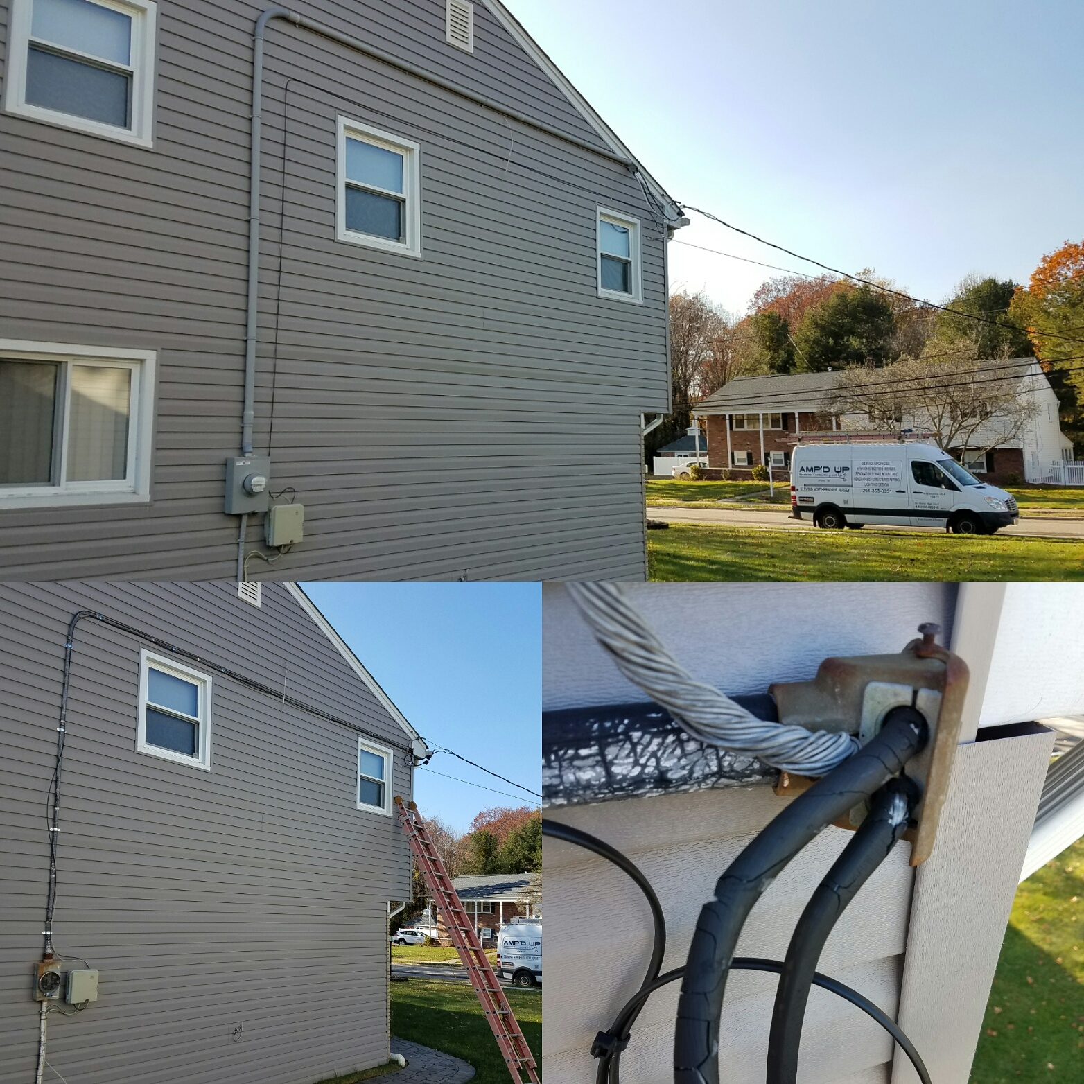 Photo Gallery Ampd Up Electrical Contracting Llcampd Circuit Panel Nj Main Service Upgrades Repairs Clifton Repair