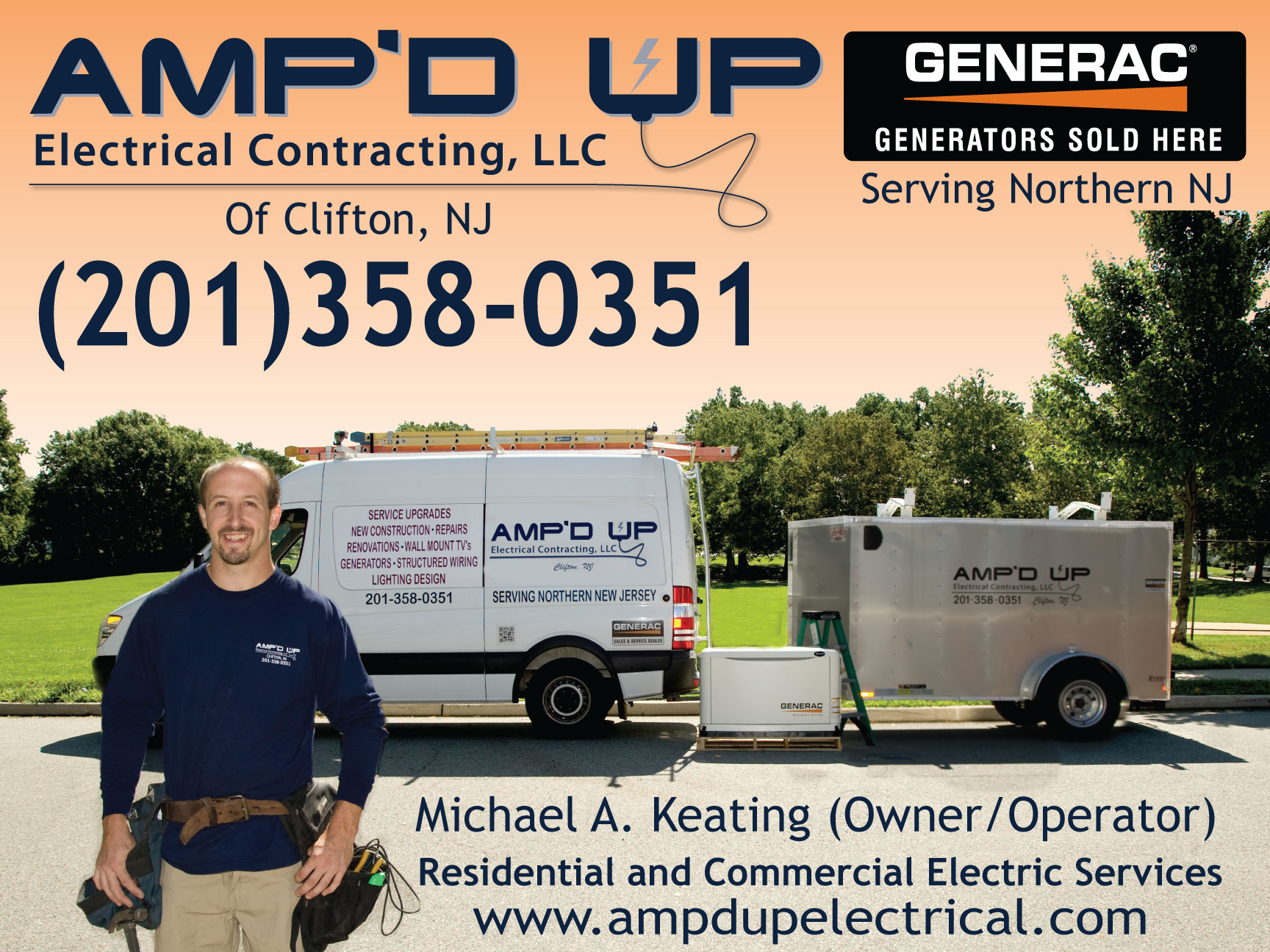 Ampd Up Electrical Contr Llc Highland Lakes Nj 201358 Circuit Panel Main Service Upgrades Repairs 2013580351ampd Contracting We Provide Quickly Responsibly