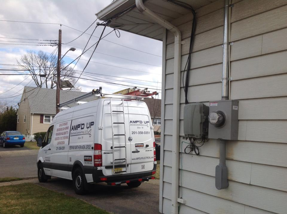Photo gallery amp d up electrical contracting llcamp d up