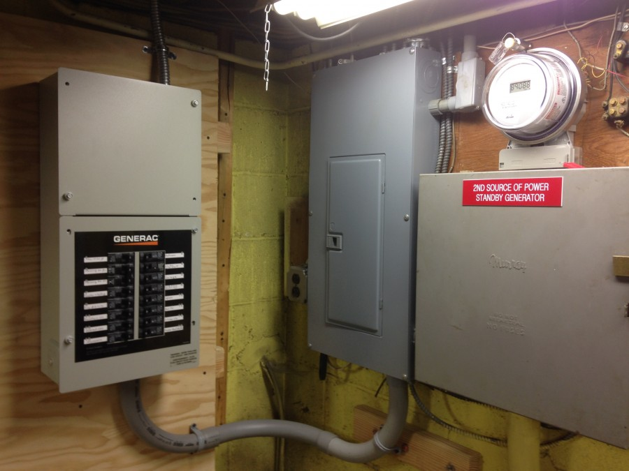 generac circuit transfer generator installations by amp'd up electrical  contracting, llcamp'd on generac wiring generac circuit transfer switch